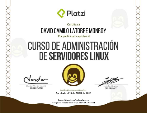 Linux Server Admin Certifications